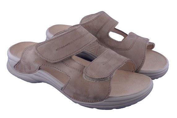d9bf2ebcce48 Jasmina-zdravotné ortopedické šľapky hnedé zdravotné šľapky hnedé dámske  ortopedické šľapky hnedé zdravotná obuv podrážka