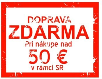 f7177ce1863 Pri nákupe nad 50 € doprava Zdarma